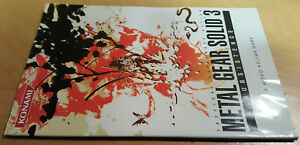 METAL GEAR SOLID 3 SUBSISTENCE for SONY PS2 PLAYSTATION 2 *MANUAL ONLY*