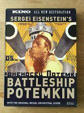 Battleship Potemkin, 1925 (DVD, 2007, 2-Disc Set) KINO International