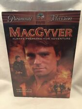 Macgyver - The Complete First Season New Dvd