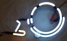 "FAT TIRE (ZEON) Neon Sign Part -- ""REAR TIRE and PEDAL"""