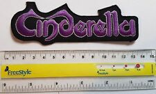 CINDERELLA -  patch -   FREE SHIPPING