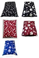 EXTRA LARGE BIG XL DOG BED PET FILLED CUSHION ZIPPED WITH COVER WASHABLE