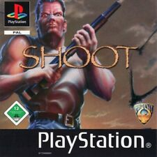 PS1 / Sony Playstation 1 - Shoot CD mit Anl.