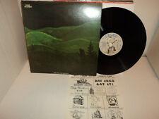 CLIFF WALDRON GOD WALKS THE DARK HILLS 1977 SLP 1572 REBEL BANJO LABEL RARE LP