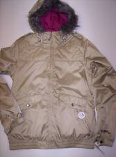 BURTON WOMEN'S COMMUTER JACKET TWILL MEDIUM NWT