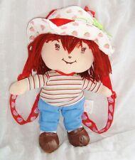 Peluche plush sac a doc Charlotte aux fraises Strawbery shortcake (35cm)