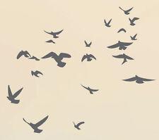 Wandtattoo Vögel Set 20 Stück