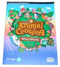 ANIMAL CROSSING DS Der offizielle-r Spieleberater - guter Zustand