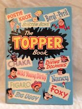 The Topper Book - 1st1st 1962 - Beryl the Peril, Julius Cheeser, Vintage Annual