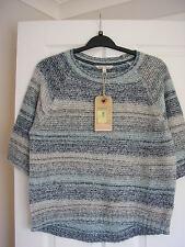 Fat Face Women's Medium Knit Hip Length Jumpers & Cardigans