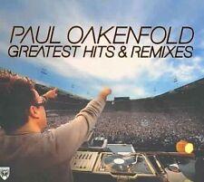 Paul Oakenfold Greatest Hits & Remixes 2cd FASTPOST