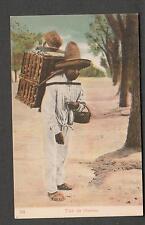 Mexico unmailed post card Tipo de Mexico/J G 76