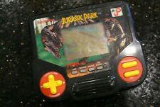 New ListingTiger Jurassic Park Vintage Handheld Electronic Arcade video Lcd game ✨Works✨