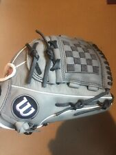 "NEW Wilson Siren A500 Adult 12"" A05RF1812 Softball Baseball Glove RHT NWT"