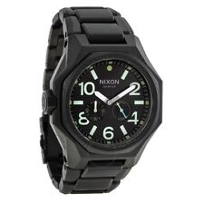 Nixon Tangent Watch (Matte Black / Surplus)