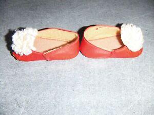 Rares et jolies chaussures des poupées Modes et Travaux