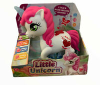 Little Unicorn Touch & Talk Interactive Electronic Toy Pet + Sounds NEW (11