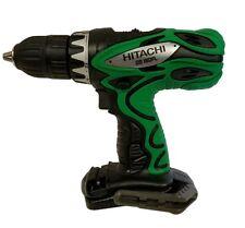 "18 volt Hitachi DS18DFL 18V Lithium Ion Drill / Driver 1/2"" Bare Drill"