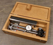 Starrett Co 675 Inspection Stand Dial Comparator 25 131 With Base