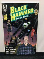 Black Hammer Age of Doom #1 Dark Horse Comics 2018 NM Key 1st App Lonnie James