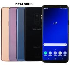 Samsung Galaxy S9 Plus SM-G965U GSM Unlocked 64GB 4G LTE Smartphone A+