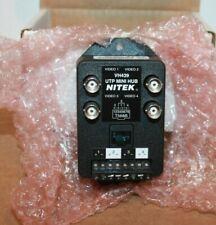 Nitek Vh439 Utp Mini Hub, 4-Port