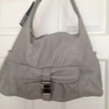 Kenneth Cole Reaction Grey Soft Leather Ladies Bag RRP $178
