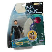 """Star Trek Lt. Commander Jadzia Dax 5"""" Warp Factor Series 2 Figure 1998"""