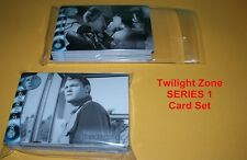 Twilight Zone Series 1     Complete base card set     72 cards