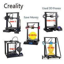 Used Creality Ender 3/3Pro Ender 5/5Plus CR -10S Pro CR-10V2 DIY 3D Printer US