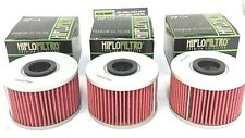 Honda Pioneer 1000 SXS1000 ENGINE OIL FILTER 3 PACK VALUE PACK 16-18