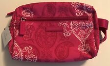 Vera Bradley Belt Bag Fanny Pack Stamped Paisley Lighten up Material