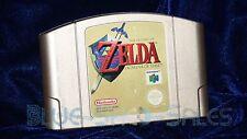 ZELDA - Ocarina of Time (N64) - Game cartridge - PAL