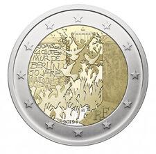 2 euro commémorative France 2019 - 30 ans de la chute du mur de Berlin