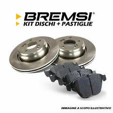 Set Bremsscheiben und -beläge Bremsi Mazda 3/5 Von 2003