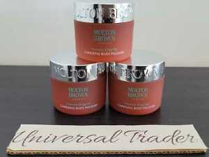 Molton Brown Heavenly Gingerlily Caressing Body Polisher 3 x 50g (150g) Trio