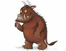 Gruffalo 48 Large Sticky White Paper Stickers Labels New