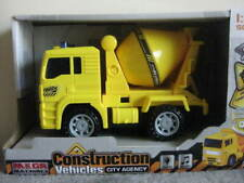 Construction vehicles City Agency 1:24   3+ CONCRETE MIXER TRUCK