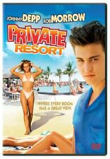 NEW Private Resort (DVD)