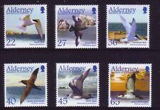 Alderney 2003. Migrating Birds. Seabirds  SG210/15  MNH