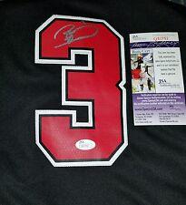 Dwyane Wade (Bulls) Signed Jersey Size XL in Person. JSA CERTIFIED