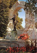 BF40330 wien austria johann strauss denkmal sculpture   music opera singer