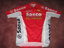 SAECO ESTRO CANNONDALE ITALIAN CYCLING JERSEY [M]