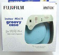 Fujifilm - Groovy Camera Case - for Mini 9 or 8 - Blue