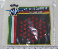 """Adesivo MV AGUSTA 37 volte campione del mondo """"V682"""""""