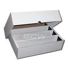 3200 CT BCW Corrugated Cardboard Storage Box (FULL LID)