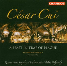 Feast in Time of Plague, A (Polyansky, Rsso) (US IMPORT) CD NEW
