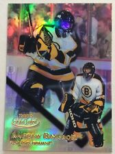 2000-01 ANDREW RAYCROFT TOPPS GOLD LABEL CLASS 3 ROOKIE #101 BRUINS #002/333