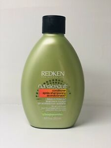 Redken Curvaceous Conditioner For All Curl Types Hair 250ml Brand New