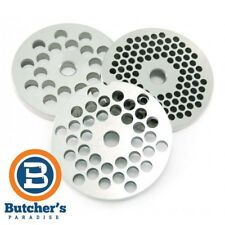 BUTCHER'S #42 MINCER PLATE-16MM(NEW)